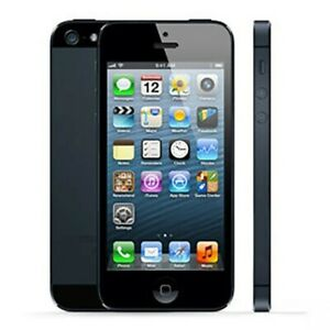Apple iPhone 5 - 16GB - Space Black (Verizon) A1533 (CDMA + GSM)New other SEALED