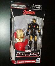 "Marvel Legends Marvel Now Iron Man 6"" Figure w/ Baf Hulkbuster Leg"