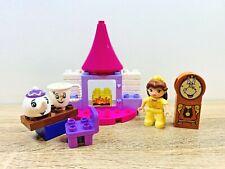 Lego Duplo Disney Princess Belle's Tea Party Beauty & the Beast Mrs Pots Chip