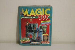 Rivista mensile Magic Boy N.7 novembre 1988 - Mattel - Masters - Catalogo