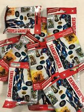 Transformers Tokens, LOT Of 20 Sealed Packs.  Work With Free Online APP!
