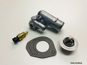 Thermostat Housing KIT for Jeep Wrangler YJ 2.5L 4.0L 1991-1995 195F CHA/YJ/001A