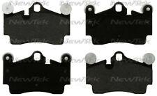 Disc Brake Pad Set Rear NewTek SCD978H