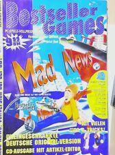 Bestseller Games 11 - Mad News