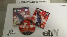 NBA 2K15 2015 (AVEC NOTICE) - PS3 - JEU FR