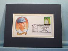 """Chicago White Stockings Great & Hall of Famer """"Cap"""" Anson & First Day Cover"""
