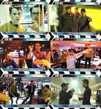 2009 Star Trek The Movie Behind the Scenes With JJ Abrams Complete Set B1-B6