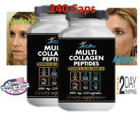 #1 Pastillas Vitaminas De Colageno Para Ayudar  Rejuvenecer Evitar Las Arrugas 2
