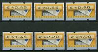 Bund ATM 5.1 postfrisch TS 8 BRD Automatenmarken Briefkasten 2006 MNH