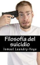 Filosofía: Filosofía Del Suicidio : El Suicidio No Es Malo y Es Parte Del...