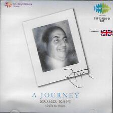 mohd. RAFI - A Journey - Neuf BOLLYWOOD SARE GAMA 2CDs SET