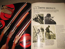 GUNS & AMMO TESTS THE L.C. SMITH SHOTGUN