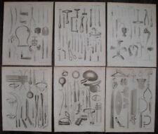 Engraving Science/Medicine Art Prints