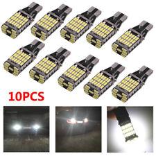 10X T15 W16W SMD 45 LED Canbus Glühlampe Rücklicht Rückfahrlicht Xenon Weiß 12V
