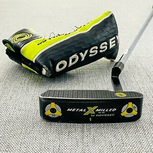 Odyssey Metal-X Milled # 1 Putter. 33.5 inch - Good Condition # 10575