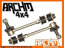 NISSAN PATROL GQ GU Y60 Y61 ARCHM4X4 FRONT STANDARD SWAY BAR LINKS - 12mm STUD
