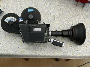 Vintage Cinema Products Cp-16 Sound Camera and Angenieux lens