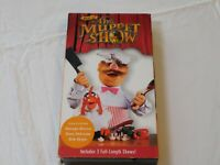 Best of the Muppet Show VHS Time Life Video V830-07 Includes 3 Full-Length Shows