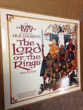 The J. R. R. Tolkien Calendar 1979 Illustrations Lord Of The Rings Mint In Box