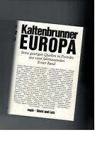 Gerd-Klaus  Kaltenbrunner - Europa Band I - 1987