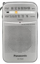Radio Panasonic RF-P50DEG-S silber