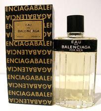 PROFUMO UOMO SUPER VINTAGE EAU DE BALENCIAGA 60ML FOR MEN POUR HOMME MAN COLOGNE