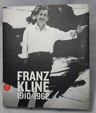 FRANZ KLINE. 1910-1962 - FIRST EDITION / SKIRA Kunst ART Architektur Biographie
