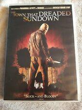 The Town That Dreaded Sundown (DVD, 2015)