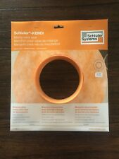 New! Schluter Kerdi Mixing Valve Seal 4 1/2 Inches Waterproof Shower System