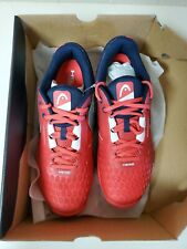 Head Revolt Pro 3.0  Mens Blue and Red Tennis Shoes Size 8 / 7.5 New in Box