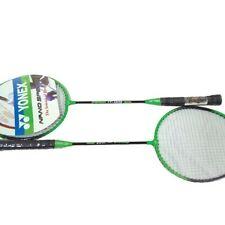 Yonex Green Badminton Racket 2 pcs - With Joint