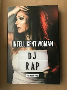 intelligent woman - hardback book - by DJ Rap