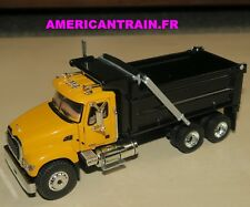 Mack Granite Dump Truck 1/64 First Gear