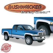 Bushwacker Matte Black OE-Style Fender Flares Fits 1994-2001 Dodge Ram