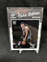 Caris LeVert Brooklyn Nets 2016-17 Donruss Optic 1st Year Rookie Card #167 Q76