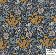 RPG495C Barbara Brackman Moda Morris Earthly Paradise Cotton Quilting Fabric