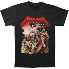 METALLICA T-Shirt Four Horsemen Kill Em All New Authentic Rock Metal Tee S-3XL