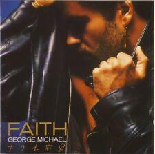 CD - George Michael - Faith - #A3578