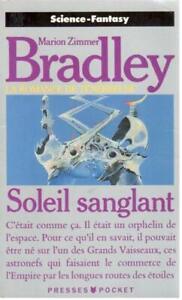 Marion Zimmer Bradley - Soleil Sanglant - Presses Pocket 1990