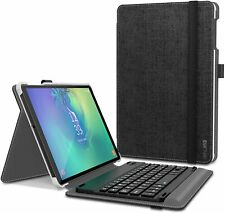 Bluetooth Keyboard for Samsung Galaxy Tab A 10.1 SM-T510/SM-T515 2019 Tablet