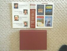 Reader's Digest Condensed & Select Editions Books, First Editions (#3842)