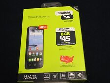 Brand New Striaght Talk Alcatel OneTouch PIXI Avion LTE Smart Phone A571VL