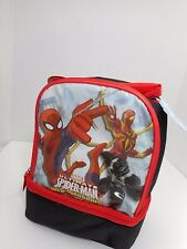 Ultimate Spiderman wEB wARRIORS Thermos Dual Compartment Lunch Kit
