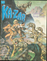 Marvel Graphic Novel: Ka-Zar: Guns of the Savage Land (1990) Chuck Dixon NM GBX