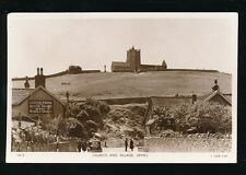Somerset Weston-super-Mare UPHILL The Dolphin  Bristol United Beers 1950s RP PPC