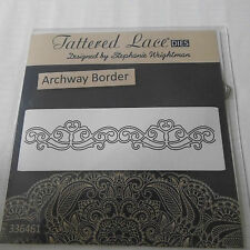 TATTERED LACE - ARCHWAY BORDER -    - 1 DIE