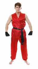Adult Karate Expert Fancy Dress Costume - Outfit Party Festival Stag