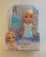 Disney Frozen Elsa  Petite 6 Inches w/ Comb Princess Doll New