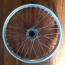 "Used KTM SX EXC LC4 21"" front wheel 20mm 2000-2002"