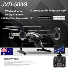 JXD 509G RC Drone FPV Quadcopter with HD Camera 5.8G Altitude Hold Helicopter AU